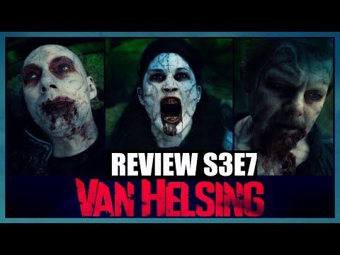 Van Helsing Season 3 Episode 7 Hunted Down REVIEW/RECAP (Spoilers)