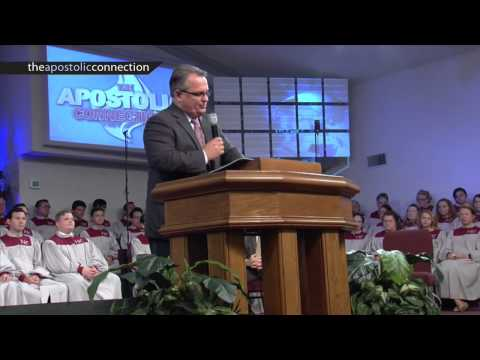"""""""The Importance of God's House"""" – The Apostolic Connection"""