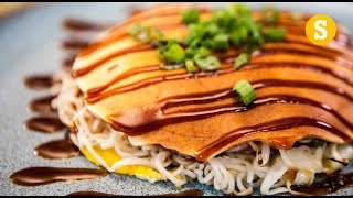 Okonomiyaki Recipe - SORTED Eats Japan by SORTEDfood