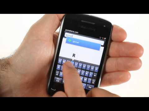 BlackBerry Curve 9380 unboxing and hands-on
