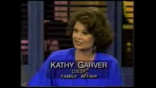 http://www.genesiscreations.biz/page/page/1193300.htm Kathy Garver and Johnny Whitaker talk about their lives and careers as well as Anissa Jones. Kathy's ...
