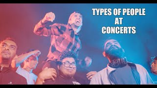 Video Types of People at Concerts MP3, 3GP, MP4, WEBM, AVI, FLV Oktober 2018
