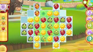 ᐈ FARM HEROES SAGA || Levels: 75-76 || Frosty Fields two easy levels  (iPhone/Android)