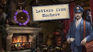 Letters from Nowhere YouTube video
