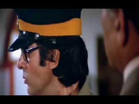 SHAHENSHAH - Inspector Vijay arrests JK