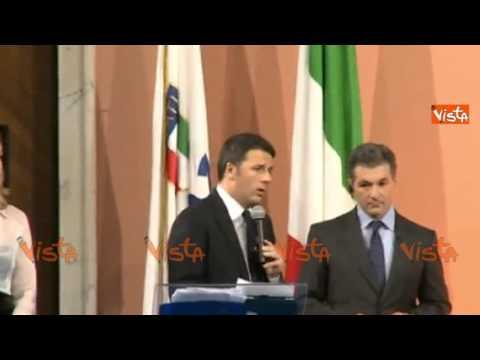 renzi- italia candidata alle olimpiadi 2024