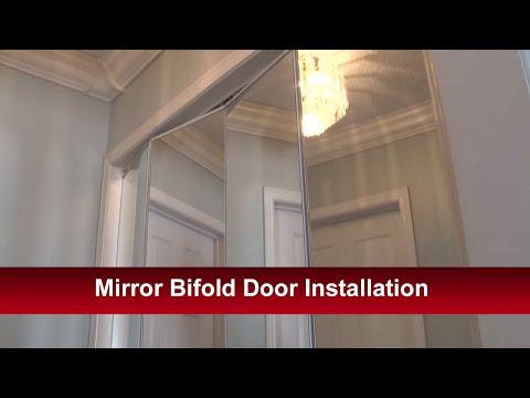 installing bifold doors youtube 3