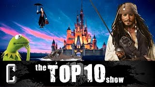 The Top 10 Live-Action Disney Films - The Top 10 Show by Collider