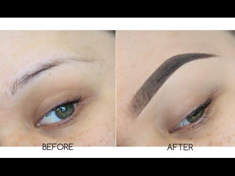 Updated Eyebrow Routine   Instagram Eyebrows Tutorial   Step by Step