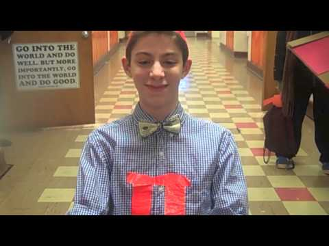 Pi Day Music Video (Parody of Pharrell William's Happy)