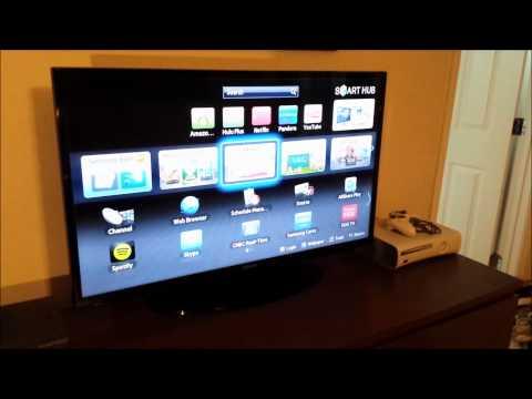 Samsung Smart TV Review: UN40EH5300