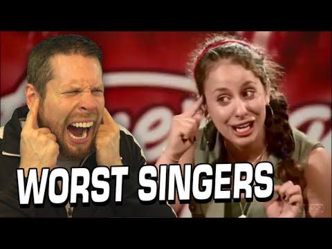 Straight Trash. Worst American Idol Auditions
