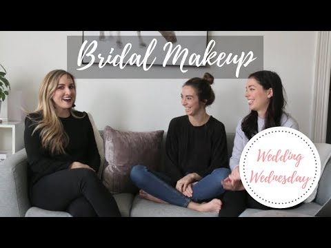 Makeup For Two Brides! | Q&A With Our Makeup Artist | Wedding Wednesday