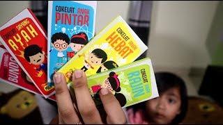 Video Makan Coklat Unik Ini Bikin Jadi Anak Rajin, Pintar, dan Hebat ! MP3, 3GP, MP4, WEBM, AVI, FLV Juli 2019