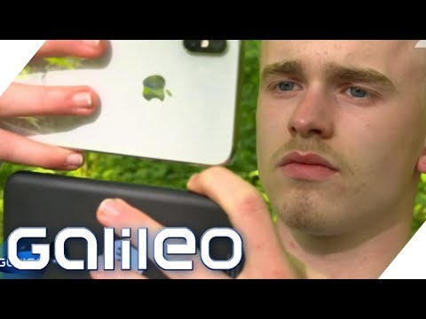 Das erste deutsche Smartphone | Galileo | ProSieben