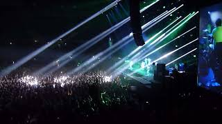 Kasabian - FIRE (full song) Newcastle Arena 24/11/2017
