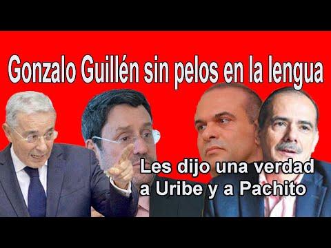 Gonzalo Guillén hablando fuerte contra Uribe y Pacho Santos / Mancuso los acusa