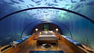 Dünyanın En Çılgın 10 Oteli