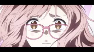 Stitches AMV | Kyoukai no Kanata - I'll be here AMV