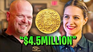 Video The Most Expensive Purchases Ever Made on Pawn Stars MP3, 3GP, MP4, WEBM, AVI, FLV Juli 2019