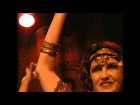 2º Domínio Tribal no Teatro Álvaro de Carvalho dia 20 de junho de 2014