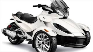8. canam spyder sts 2015 model