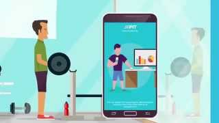 JEFIT Workout Tracker Gym Log YouTube video