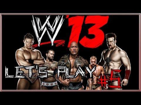 WWE 13: Attitude Era | Let's play #5