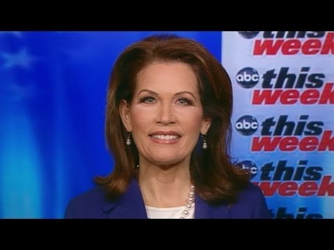 Michele Bachmann Interview on ABC 'This Week': Obama's Health Care Law