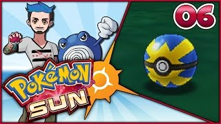 Pokémon Sun Part 06 | ON THE HUNT | Let's Play w/Ace Trainer LiamI by Ace Trainer Liam