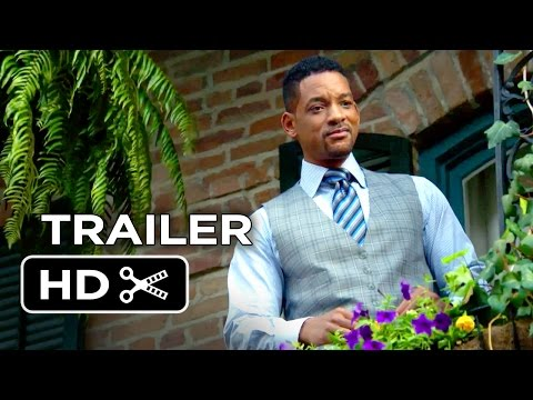 Focus TRAILER 1 (2015) - Will Smith, Rodrigo Santoro Movie HD