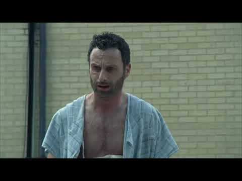 TWD S01E01 - Rick Leaves the Hospital
