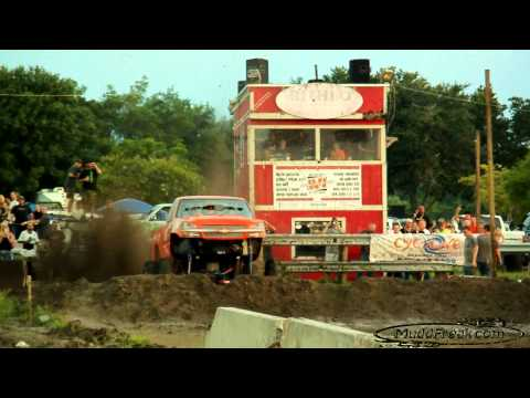 Mud Bogging Extreme Huge Trucks Flying High at The Bithlo Area Code Race pt1 with MuddFreak