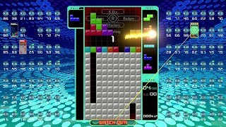Tetris 99: Quick Look by Giant Bomb