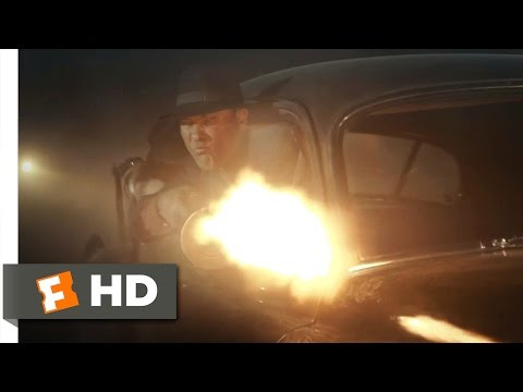 Gangster Squad (2013) - You're Officially Retired Scene (4/10) | Movieclips
