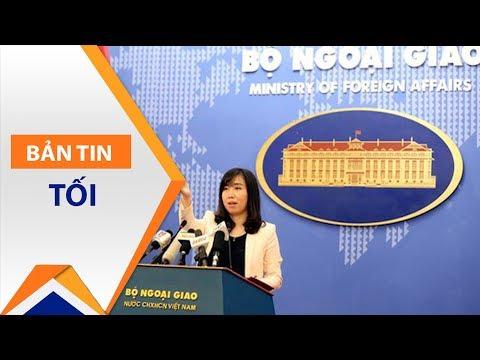 Việt Nam đáp lại phát ngôn của ông Moon Jae-in | VTC1 - Thời lượng: 115 giây.