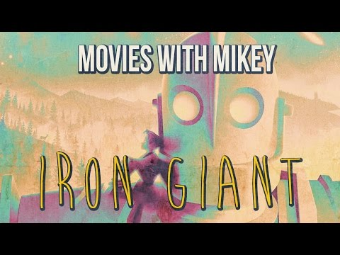 The Iron Giant (1999) - Movies with Mikey. Get's pretty real around (7:00)