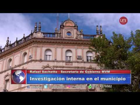 Investigación interna en el municipio.