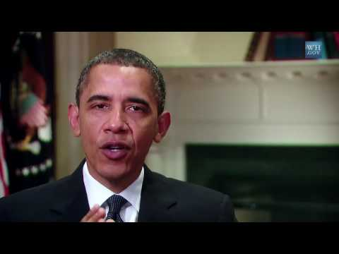 Obama: GOP Holding Relief Hostage""