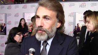 AFI Red Carpet: Christoph Waltz