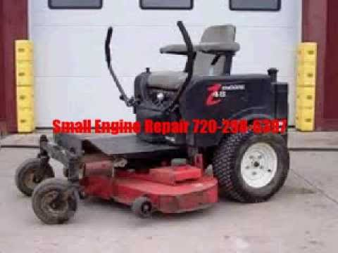 Scag Small Engine Repair Aurora | 720-298-6397