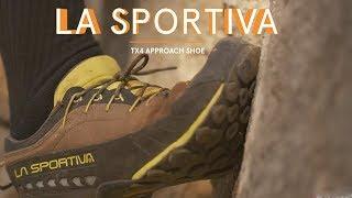 Кожаные кроссовки для подходов La Sportiva TX4