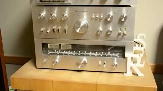 Video Vintage Kenwood Stereo System with Klipsch Heresy Speakers MP3, 3GP, MP4, WEBM, AVI, FLV Juli 2018