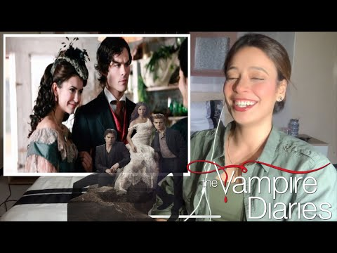 The Vampire Diaries - S01E13 'Children of the Damned' |♡First time Reaction&Review♡