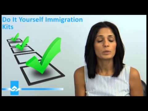 Do It Yourself Immigration Kits Vide