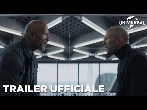 Preview Trailer Fast & Furious Presents: Hobbs & Shaw, primo trailer italiano dello spin-off