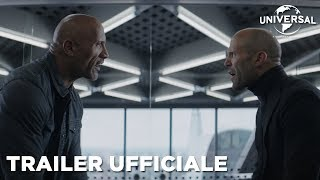 Fast & Furious - Hobbs & Shaw | Trailer italiano ufficiale [HD]