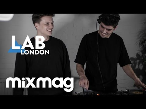 DJ ASSAM B2B LIEM Blissful house set in The Lab LDN