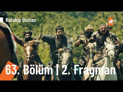 Kuruluş Osman 63. Bölüm 2. Fragmanı