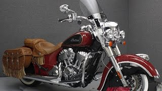 9. 2015  INDIAN  CHIEF VINTAGE  - National Powersports Distributors